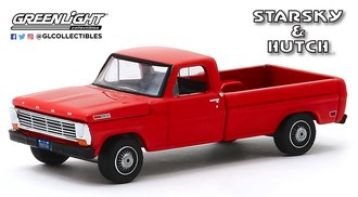 1:64 Hollywood Series 27 - Starsky and Hutch (TV Series 1975-79) - 1969 Ford F-100