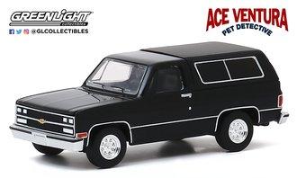 1:64 Hollywood Series 28 - Ace Ventura: Pet Detective (1994) - 1989 Chevrolet Blazer