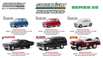 1:64 Hollywood Series 28 (Set of 6)