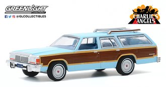 1:64 Hollywood Series 29 - Charlie's Angels (1976-81 TV Series) 1979 Ford LTD Country Squire
