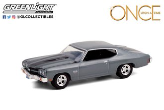 1:64 Hollywood Series 30 - Once Upon A Time (2011-18 TV Series) - 1970 Chevrolet Chevelle SS