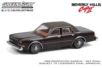 "1:64 Hollywood Series 31 ""Beverly Hills Cop II (1987)"" 1982 Dodge Diplomat"