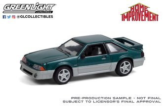 "1:64 Hollywood Series 31 ""Home Improvement (1991-99 TV Series)"" 1991 Ford Mustang GT"