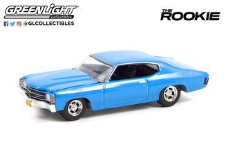 1:64 The Rookie (2018-Current TV Series) Officer John Nolan's 1971 Chevrolet Chevelle