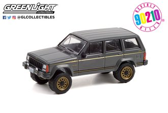 1:64 Hollywood Series 33 - Beverly Hills, 90210 (1990-2000 TV Series) - 1988 Jeep Cherokee