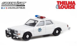 1:64 Hollywood Special Edition - Thelma & Louise (1991) - 1982 Plymouth Gran Fury - AZ HWY Patrol