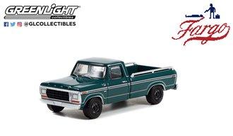 1:64 Hollywood Series 35 - Fargo (2014-2020 TV Series) - 1978 Ford F-150 Ranger XLT