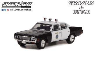 "1:64 Starsky and Hutch (1975-79 TV Series) Series 2 - 1972 AMC Matador ""Bay City Police Department"""
