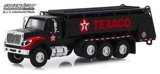"1:64 S.D. Trucks Series 8 - 2018 International WorkStar Tanker Truck ""Texaco"""