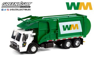 1:64 S.D. Trucks Series 12 - 2020 Mack LR Refuse Truck - Waste Management