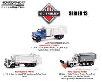 1:64 S.D. Trucks Series 13 (Set of 3)
