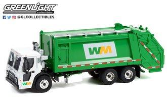 """1:64 S.D. Trucks Series 14 - 2020 Mack LR Rear Loader Refuse Truck """"Waste Management"""""""