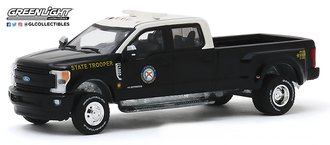 """1:64 2019 Ford F-350 Dually """"Florida Highway Patrol State Trooper"""""""