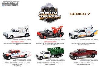 1:64 Dually Drivers Series 7 (Set of 6)