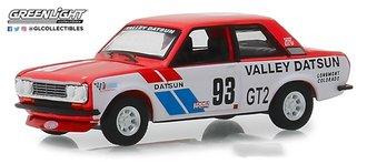 1:64 Tokyo Torque Series 5 -1970 Datsun 510 - #89 Brock Racing Enterprises (BRE) - Peter Brock 1969