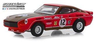 1:64 Tokyo Torque Series 6 - 1972 Datsun 240Z #12 Super Samuri 'Big Sam'