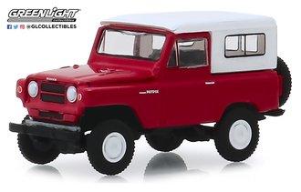 1:64 Tokyo Torque Series 7 - 1971 Nissan Patrol (60) (Red)