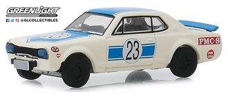1:64 Tokyo Torque Series 7 - 1971 Nissan Skyline 2000 GT-R #23