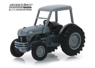 1:64 Down on the Farm Series 2 - 1949 Ford 8N Tractor w/Cab (Grey)