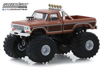 1:64 Kings of Crunch Series 5 - BFT - 1978 Ford F-350 Monster Truck