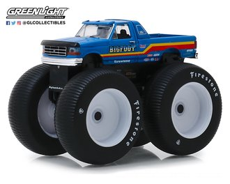 1:64 Kings of Crunch Series 5 - Bigfoot #7 - 1996 Ford F-250 Monster Truck