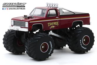 1:64 Kings of Crunch Series 6 - Taurus - 1986 Chevrolet K20 Monster Truck