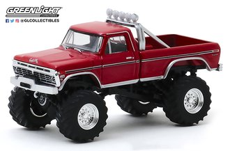 1:64 Kings of Crunch Series 6 - Godzilla - 1974 Ford F-250 Monster Truck