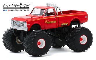 1:64 Kings of Crunch Series 7 - Texas Tumbleweed - 1972 Chevy C-10 Monster Truck