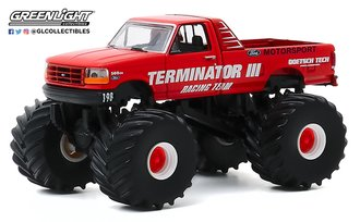 1:64 Kings of Crunch Series 7 - Terminator III - 1993 Ford F-250 Monster Truck