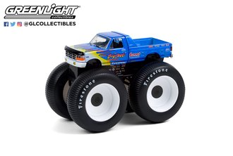 """1:64 Kings of Crunch Series 9 """"High Rider"""" 1979 Ford F-250 Monster Truck"""