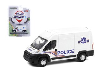 "1:64 2017 RAM ProMaster 2500 Cargo High Roof ""Washington D.C. Metropolitan Police"""