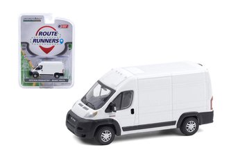 1:64 2019 RAM ProMaster 2500 Cargo High Roof (Bright White)