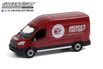 """1:64 2015 Ford Transit LWB High Roof """"Indian Motorcycle Sales & Service"""""""