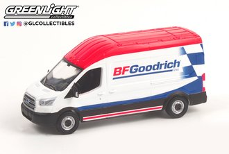 """1:64 Route Runners Series 4 - 2017 Ford Transit LWB High Roof """"BFGoodrich - Take Control"""""""