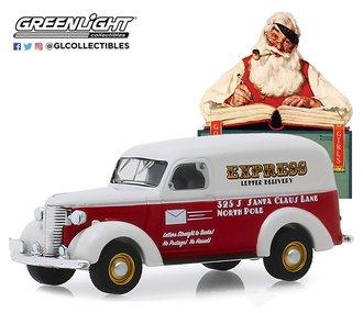 1:64 Norman Rockwell Series 2 - 1939 Chevrolet Panel Truck