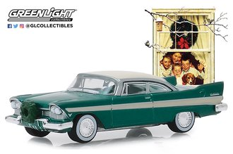 1:64 Norman Rockwell Series 2 - 1957 Plymouth Belvedere with Wreath Accessory