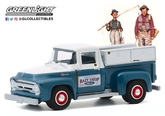 1:64 Norman Rockwell Series 3 - 1956 Ford F-100