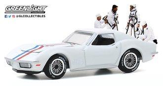 1:64 Norman Rockwell Series 3 - 1971 Chevrolet Corvette