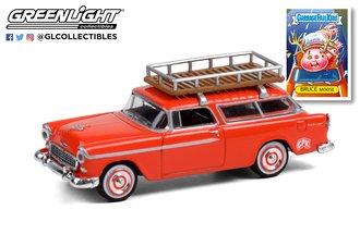 1:64 Garbage Pail Kids Series 3 - Bruce Moose - 1955 Chevrolet Nomad