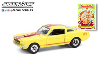 1:64 Garbage Pail Kids Series 3 - Shattered Shelby - 1966 Shelby GT350