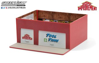 "1:64 Mechanic's Corner Series 7 - Weekend Workshop ""Home Improvement (1991-99 TV Series)"""