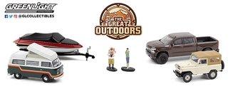 "1:64 Multi-Car Dioramas ""The Great Outdoors"""
