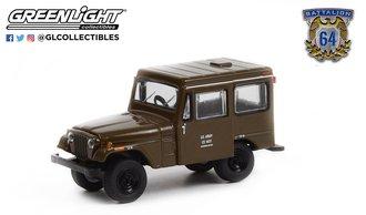 1:64 Battalion 64 Series 1 - 1970 Jeep DJ-5 - U.S. Army