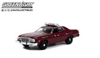 """1:64 Fire & Rescue Series 3 - 1976 Ford Torino """"Lombard, IL Fire Dept."""""""