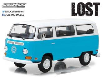 1:24 Lost (TV Series, 2004-10) - 1971 Volkswagen Type 2 (T2B) Dharma Van