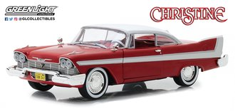 1:24 Christine (1983) - 1958 Plymouth (Red)