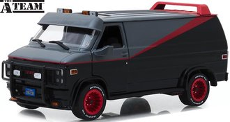 1:24 The A-Team (1983-87 TV Series) - 1983 GMC Vandura