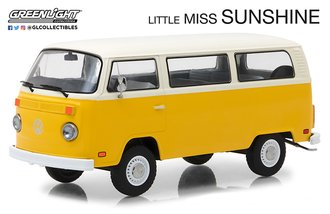 1:24 Little Miss Sunshine (2006) - 1978 Volkswagen Type 2 (T2B) Bus