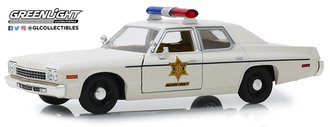 "1:24 1975 Dodge Monaco ""Hazzard County Sheriff"""