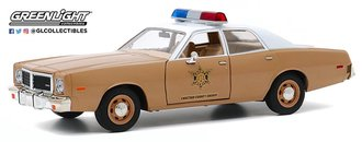 "1:24 1975 Dodge Coronet ""Choctaw County Sheriff"""